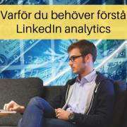 LinkedIn analytics