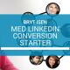 LinkedIn conversion starter