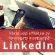 växla upp företaget på LinkedIn