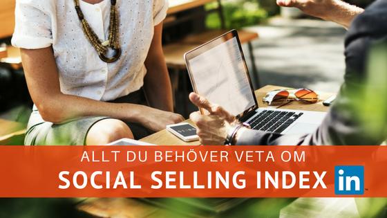 social selling index ssi LinkedIn