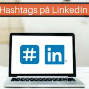 Hashtag LinkedIn