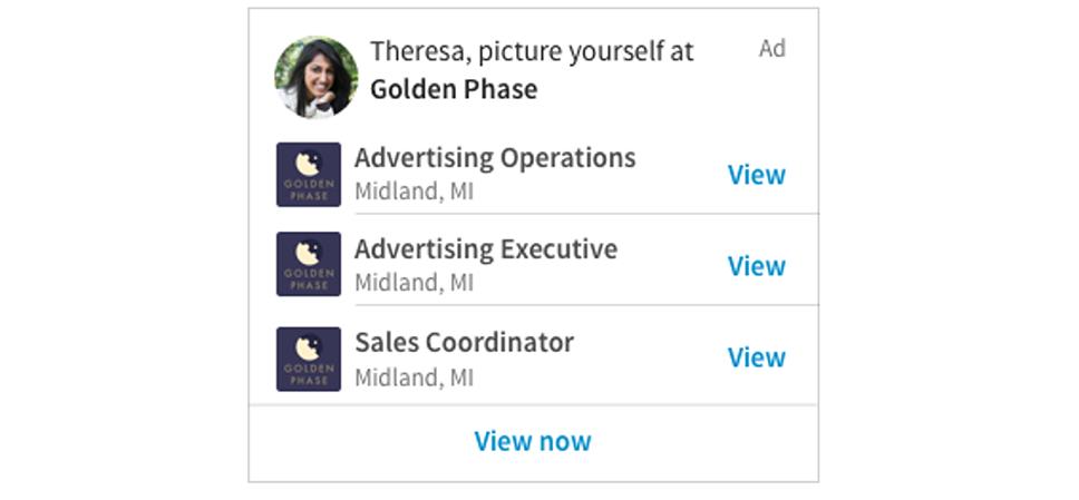 jobb annons LinkedIn