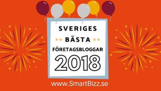 bästa blogg företag