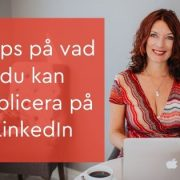 publicera LinkedIn